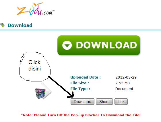 Gambar cara download aplikasi